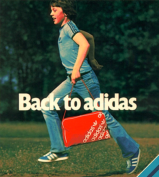 Back to adidas