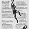 "Puma King soccer shoes ""How to beat Shep Messing"""