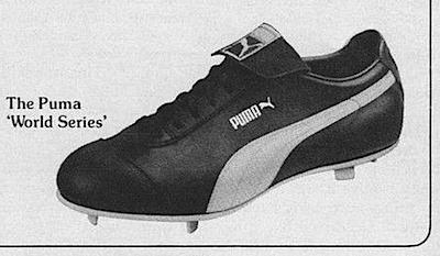 Puma World Series baseball shoes