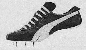 Puma #295 track shoes