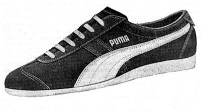 Puma Crack / Top Fit / Mexico