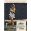 "Converse Chris Evert tennis shoes ""How do you step into your backhand so nicely, Chris?"""