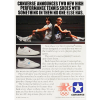 "Converse Chris Evert and Jimmy Connors ""Converse announces two new high performance tennis shoes with something in them no one else has."""