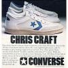"converse Chris Evert Classic tennis shoes ""Chris Craft"""