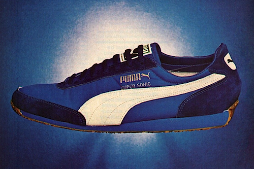 Puma Super Sonic running shoes