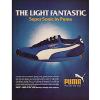 "Puma Super Sonic running shoes ""The Light Fantastic"""
