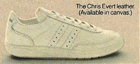 Converse Chris Evert and Jimmy Connors