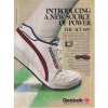 "Reebok ACT 600 tennis shoes ""Introducing a new source of power"""