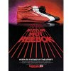 "Reebok Freestyle Hi-Tops aerobics shoes ""Sizzlin' Hot Reebok"""