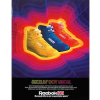 "Reebok Neon Freestyle Hi-Tops aerobics shoes ""Sizzlin' Hot Neon"""