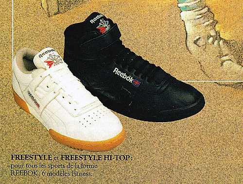 Reebok Freestyle / Reebok Freestyle Hi-Top