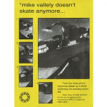 "New Deal Skateboards ""mike vallely doesn't skate anymore …"""