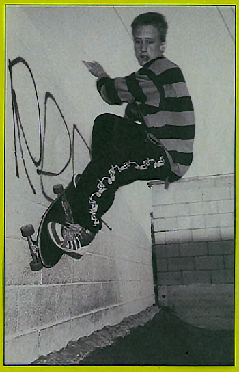 Mike Vallely / Venture Trucks