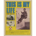 "Venture Skateboard Trucks ""This is My Life. Mike Vallely"""