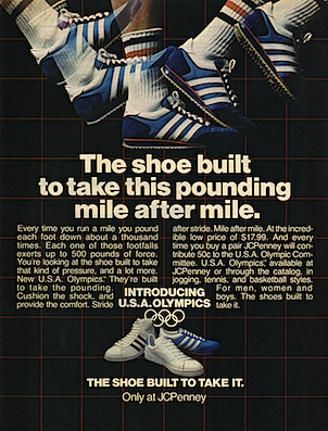 JCPenney shoes