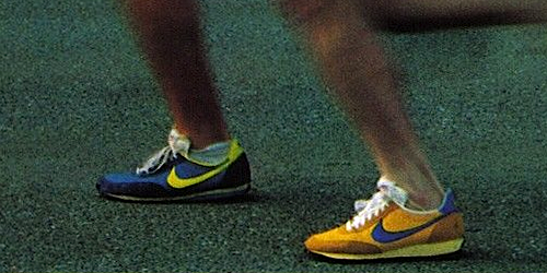 NIKE LDV & Elite running shoes