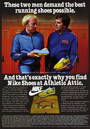 Nike Shoes at Athletic Attic