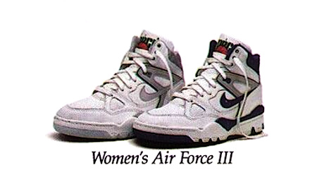 Nike Women's Air Force III