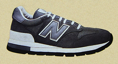 new balance 995 running shoes