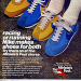 """Nike Waffle Trainer / LDV-1000 / Roadrunner The Athlete's Foot """"racing or running Nike makes shoes for both Try them on at The Athlete's Foot stores"""""""