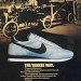 "Nike Yankee training shoes ""THE YANKEE WAY."""