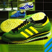 """adidas SL76 / Gazelle / Rom / Jeans training shoes """"safety first with adidas"""""""